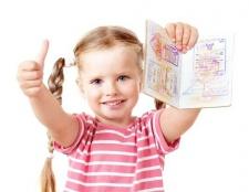 Які документи потрібні для вивозу дитини за кордон