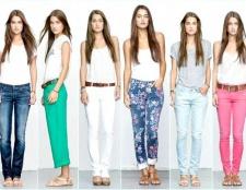 Які джинси варто носити влітку 2014