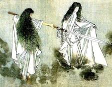Які є японські боги