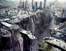 Які фільми-катастрофи можна подивитися