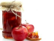 Які яблука краще брати для варення
