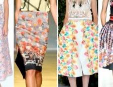Які спідниці будуть в моді влітку 2014