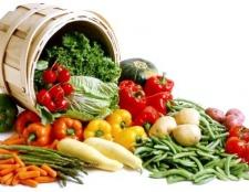 Які овочі крохмалисті, а які - ні