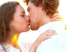 Які поцілунки більше подобаються хлопцям