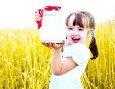 Які продукти корисні для зростаючого організму дітей