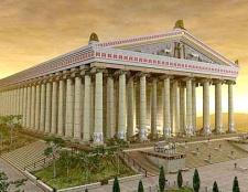 Які шедеври архітектури відносять до семи чудес світу