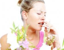 Які симптоми алергії існують