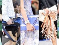 Які сумки в моді навесні-влітку 2014