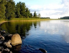 Якими озерами знаменита росія