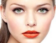 Який макіяж підійде для великих зелених очей