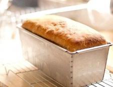 Який найшвидший рецепт приготування хліба