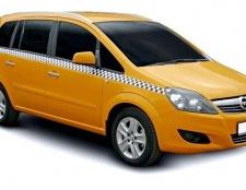 Яку машину краще купити для таксі?