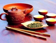 Китайський чай для схуднення: ефект і протипоказання