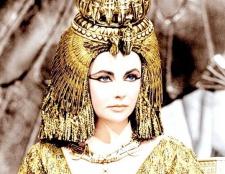 Клеопатра: хто втілював цей образ в кіно