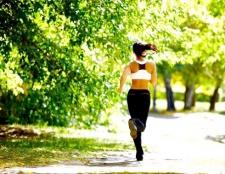 Коли можна схуднути, якщо бігати кожен день