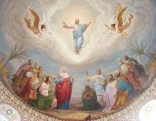 Коли в християнстві святкується Вознесіння Христове