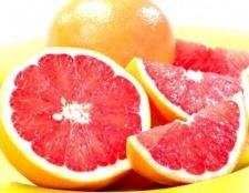 Червоний і білий грейпфрут - чим відрізняються
