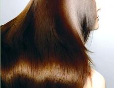 Ламінування волосся будинку