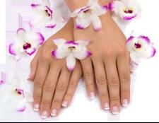 Лікування розшарування нігтів в домашніх умовах
