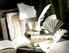 Літературні напрямки: романтизм і класицизм