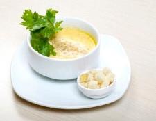 Цибульний суп-пюре