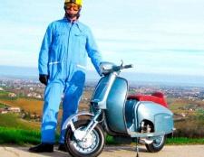 Мопед або скутер - що вибрати
