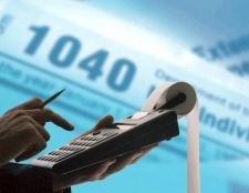 Загальна характеристика податкової системи рф