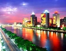 Основні туристичні центри Китаю