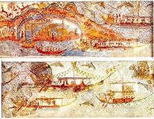Чому загинула минойская цивілізація