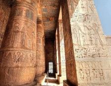 Відпочинок в Єгипті: знайомство з Луксором