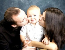 Перша дитина в сім'ї