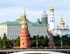 П'ять найбільших міст росії за чисельністю населення