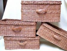 Плетіння кошиків з газет. підготовка трубочок