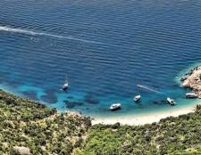 Пляжі хорватии, що загубилися на райських островах