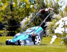 Плюси і мінуси механічної газонокосарки