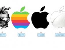 Чому надкушене яблуко в логотипі apple