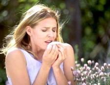 Чому при алергії сверблять очі і з'являється нежить