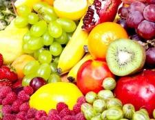 Правильне зберігання фруктів і овочів