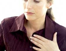 Причини болю в грудях