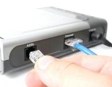 Принцип дії adsl-підключення