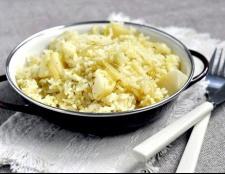 Пряний рис з помідорами та картоплею