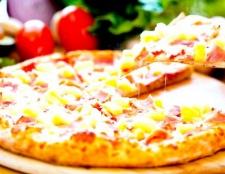 Проста домашня піца по-мексиканськи