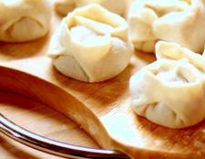 Рецепт тіста для мантов