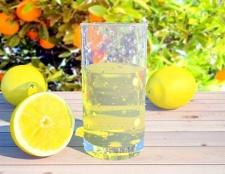 Рецепти домашнього лимонаду