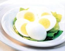 З чим їсти варені яйця