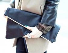 З чим носити велику сумку