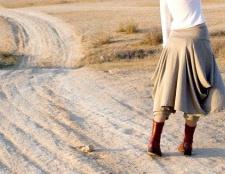 З чим носити спідницю-штани
