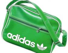 З чим носити сумку адідас