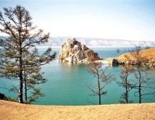 Найбільші озера росії