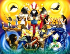 Найвідоміші боги стародавнього Єгипту